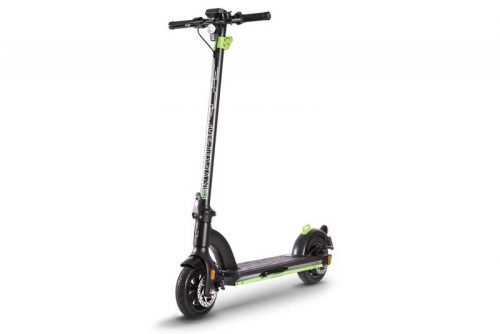 the urban xr1 black e scooter